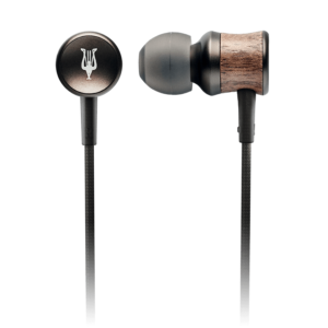 Meze 12 Classic Gun Metal In-ear dynamic headphones