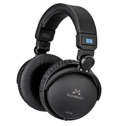 SoundMAGIC HP150 Auriculares cerrados HiFi