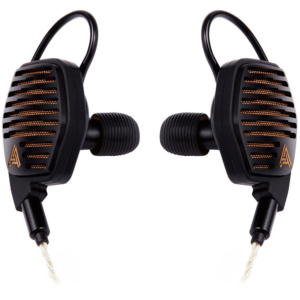Audeze LCDi4 portable planarmagnetic semi-open in-ear IEMs headphones