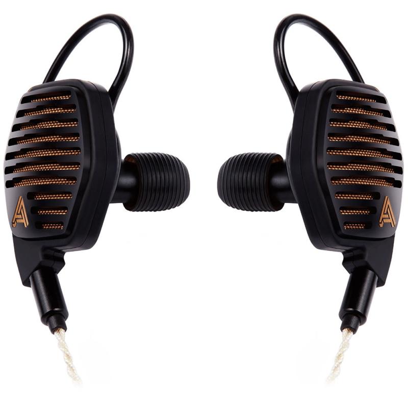 Audeze LCDi4 portable planarmagnetic semi-open in-ear IEMs headphones