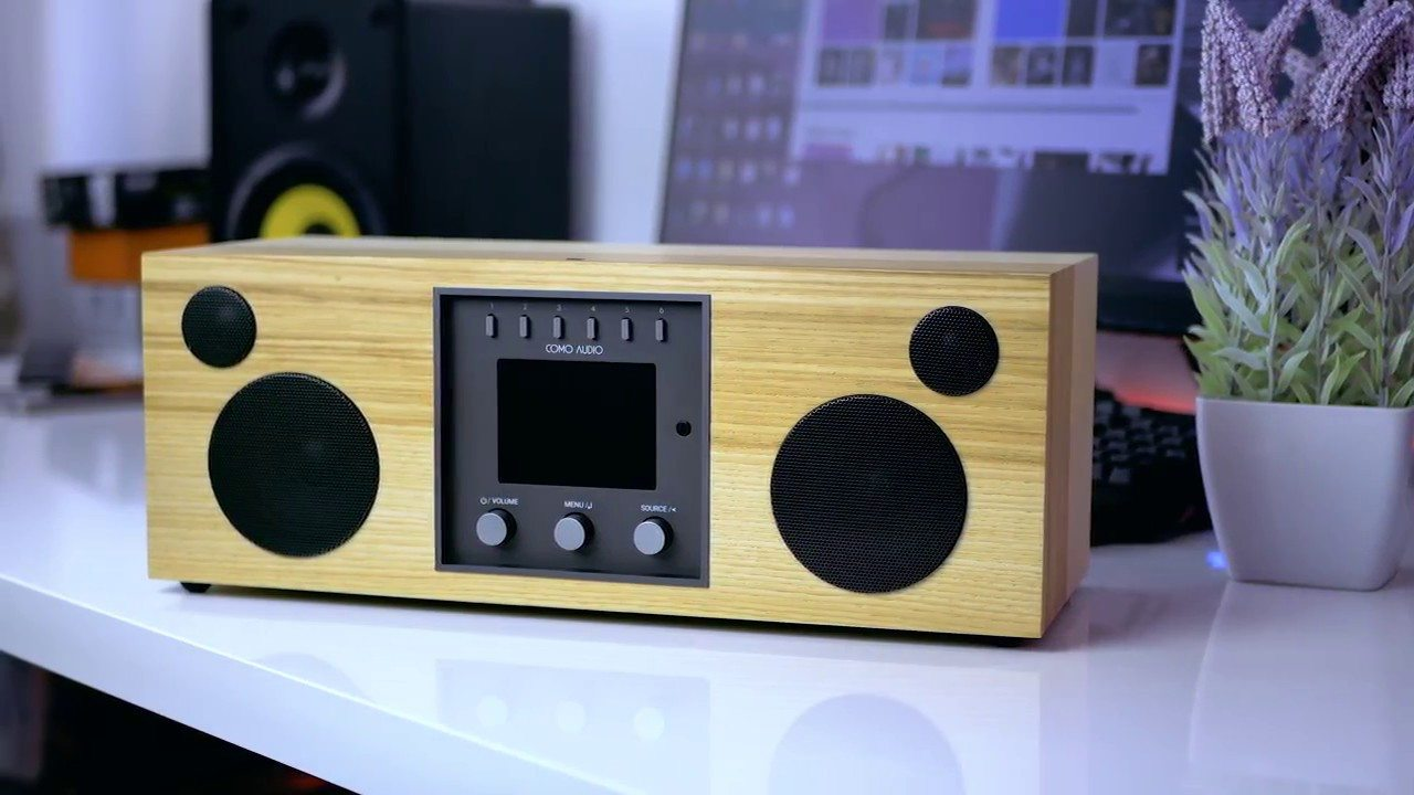 Altavoz Bluetooth. Como Audio Duetto