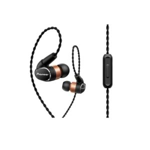 Pioneer SE-CH9T Hi-Res Audio In-Ear headphones with detachable cable