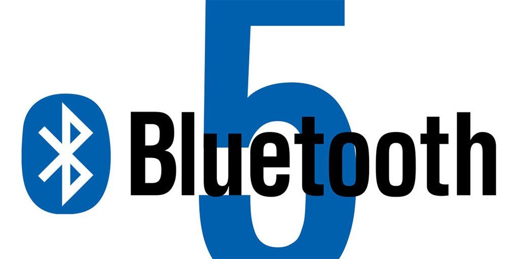Bluetooth 5.0 logotipo auriculares