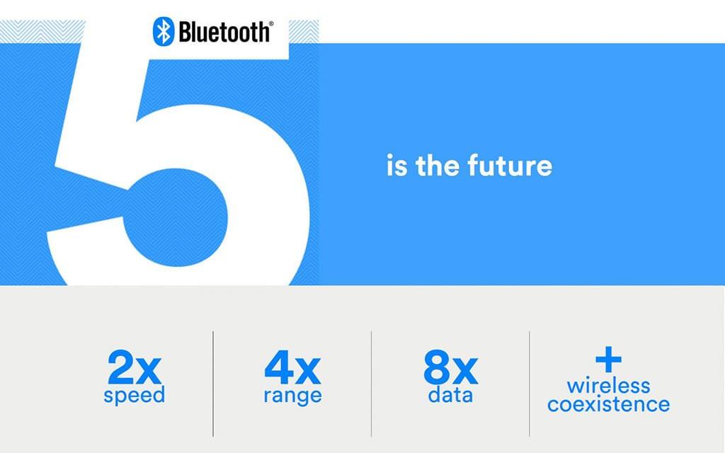 Bluetooth 5.0 para auriculares. Principales ventajas.