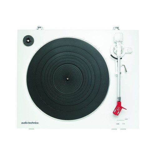 Audio Technica AT-LP3 giradiscos de vinilo blanco