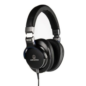 Audio Technica ATH-MSR7 Auriculares Over-Ear en Alta Resolución negro