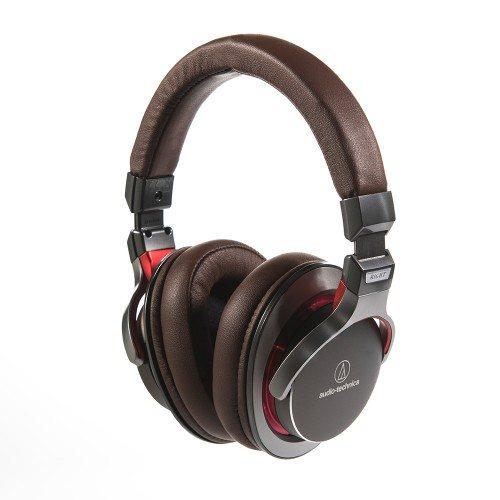 Audio Technica ATH-MSR7 Auriculares Over-Ear en Alta Resolución marron