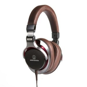 Audio Technica ATH-MSR7 Auriculares Over-Ear en Alta Resolución marron