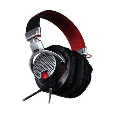 Audio Technica ATH-PDG1 Auriculares abiertos para videojuegos con micrófono