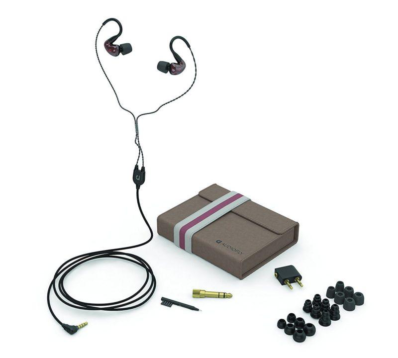 Audiofly AF160 Hybrid triple driver in-ear monitor