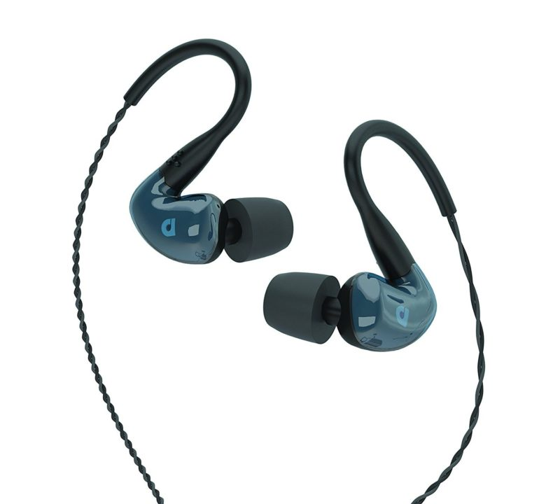 Audiofly AF180 Hybrid 4 drivers in-ear monitors