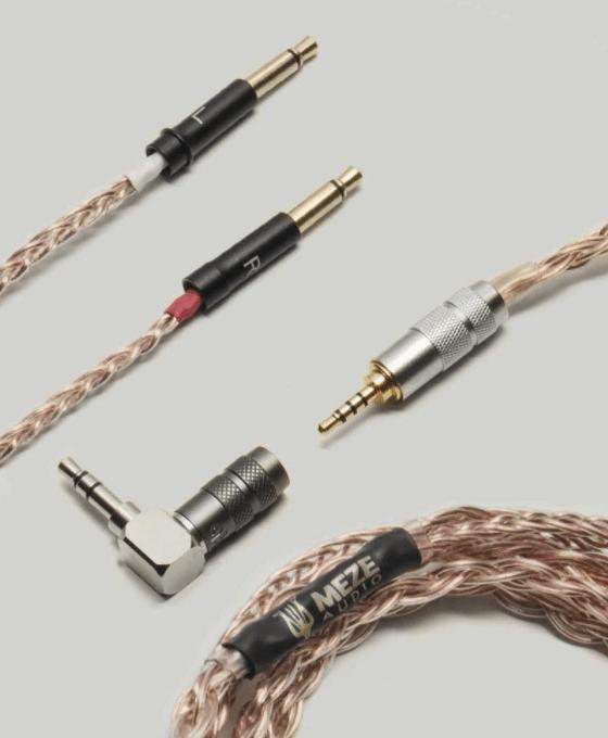 Cable balanceado Meze 99 series 7N OCC cobre