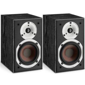Dali SPEKTOR 2 Altavoces compactos con sonido HiFi negro