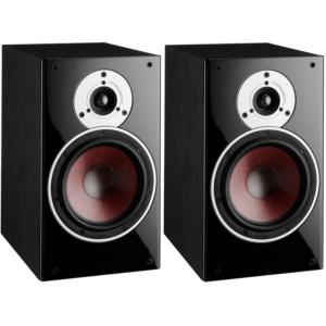 Dali ZENSOR 3 Altavoz compacto y de diseño con sonido de alta fidelidad negro pareja