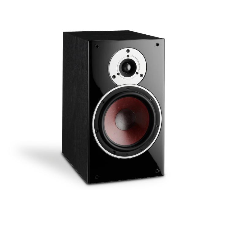 Dali ZENSOR 3 Altavoz compacto y de diseño con sonido de alta fidelidad negro