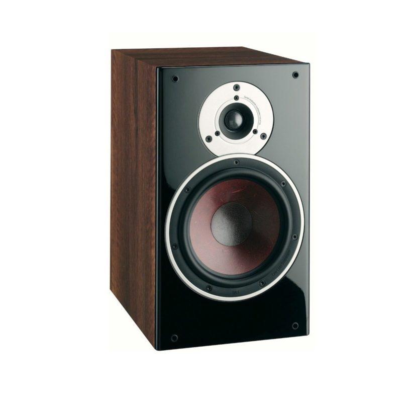 Dali ZENSOR 3 Altavoz compacto y de diseño con sonido de alta fidelidad nogal