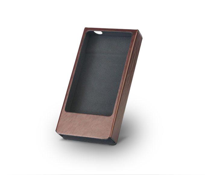 FiiO LC-X7A Funda de piel para el reproductor de música MP3 FiiO X7