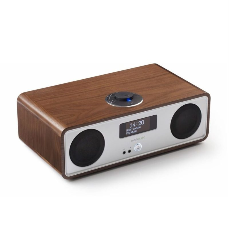 Ruark R2 MK3 Radio altavoz con WiFi internet Bluetooth y multiroom marron
