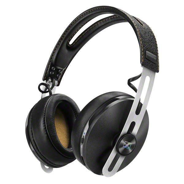 Sennheiser Momentum M2 AEBT Auriculares Bluetooth inalámbricos con cancelación de ruido negro