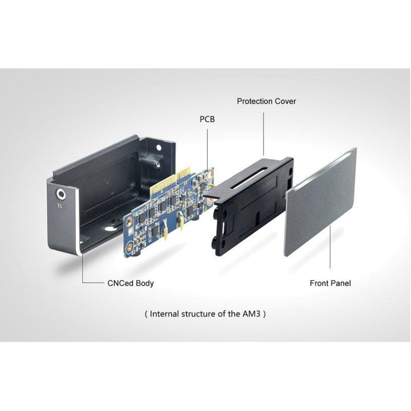 Fiio AM3 Modulo de amplificacion para FiiO X7