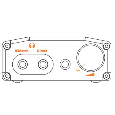 iFi Nano iDSD Black Label Amplificados de auriculares y DAC portátil de gran potencia