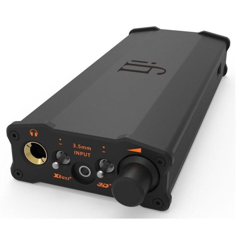 iFi micro iDSD Black Label Powerful headphones amplifier and DAC