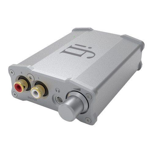 iFi nano iDSD LE compacto y potente amplificador y DAC