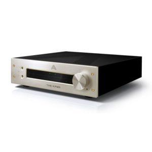 Audeze The King Amplificador de auriculares Clase A híbrido para LCD-4