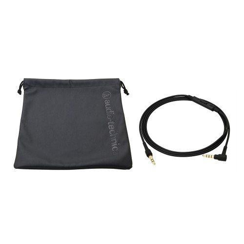 Audio Technica ATH-SR5 Auriculares plegables portátiles de alta resolución negro