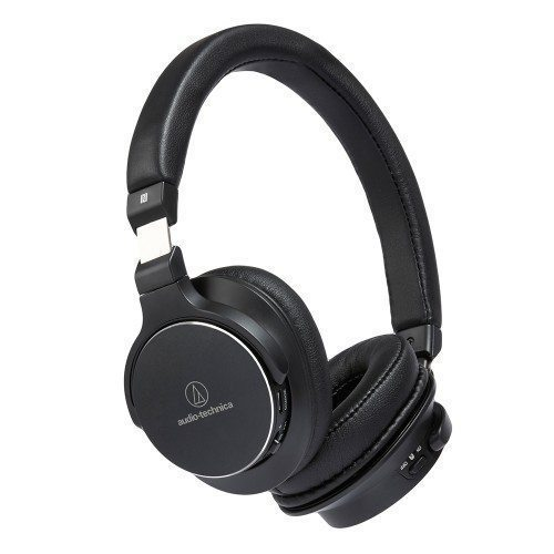 Audio Technica ATH-SR5BT Auriculares inalámbricos On-Ear de alta resolución negro