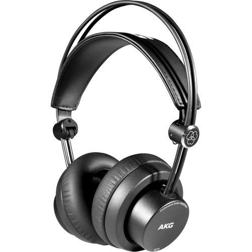AKG K175 Auriculares supraurales on-ear plegables para estudio y monitorizacion