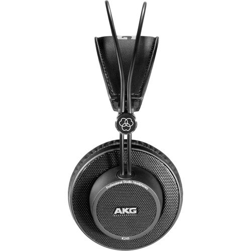 AKG K245 Auriculares over-ear abiertos plegables de estudio
