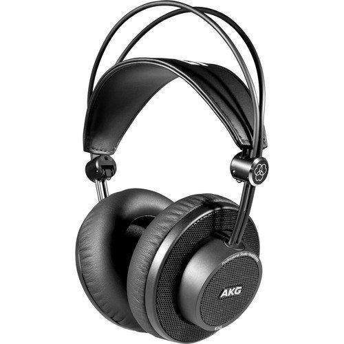 AKG K245 Auriculares over-ear abiertos plegables de estudio