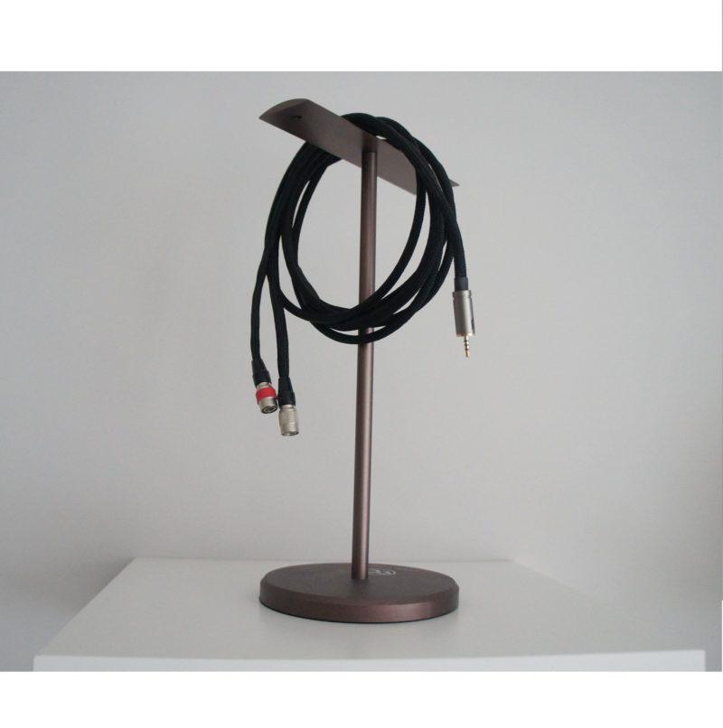 MrSpeakers Cable DUM de doble entrada 2.5 mm balanceado
