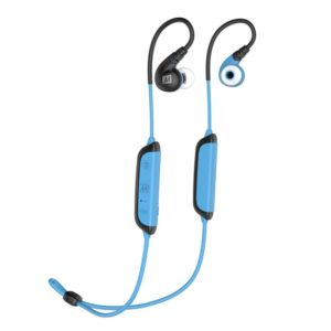 Mee Audio X8 Auriculares in-ear Bluetooth inalámbricos secure-fit deportivos azul