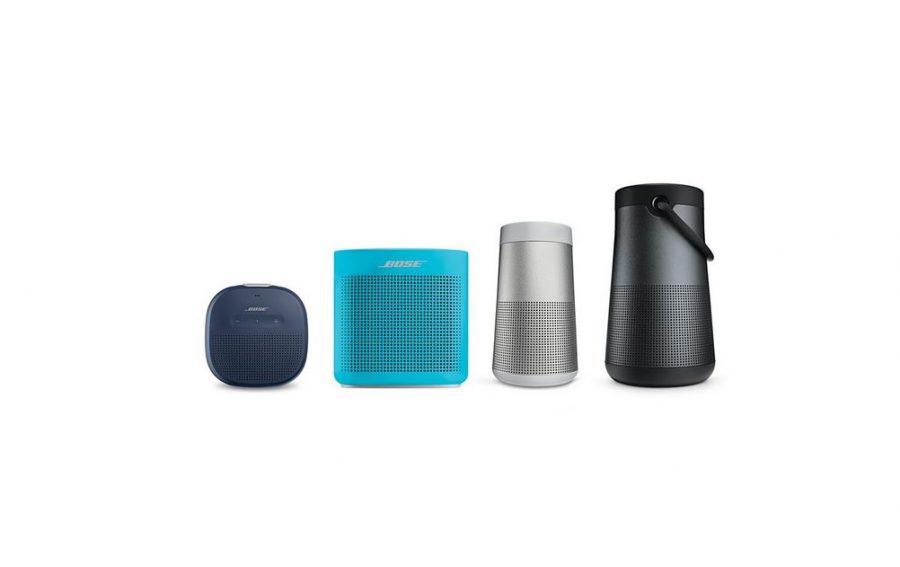 Altavoces Bluetooth Bose