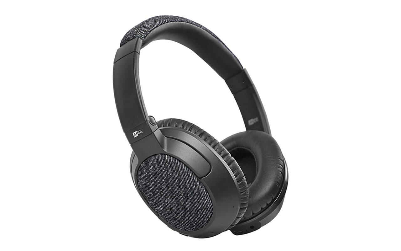Cascos bluetooth Mee Audio para uso urbano y deportivo.