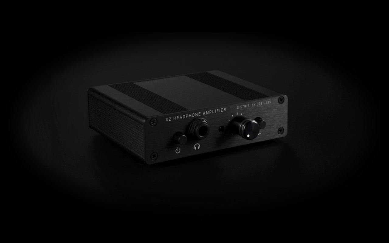 Amplificador de auriculares O2 de JDS Labs