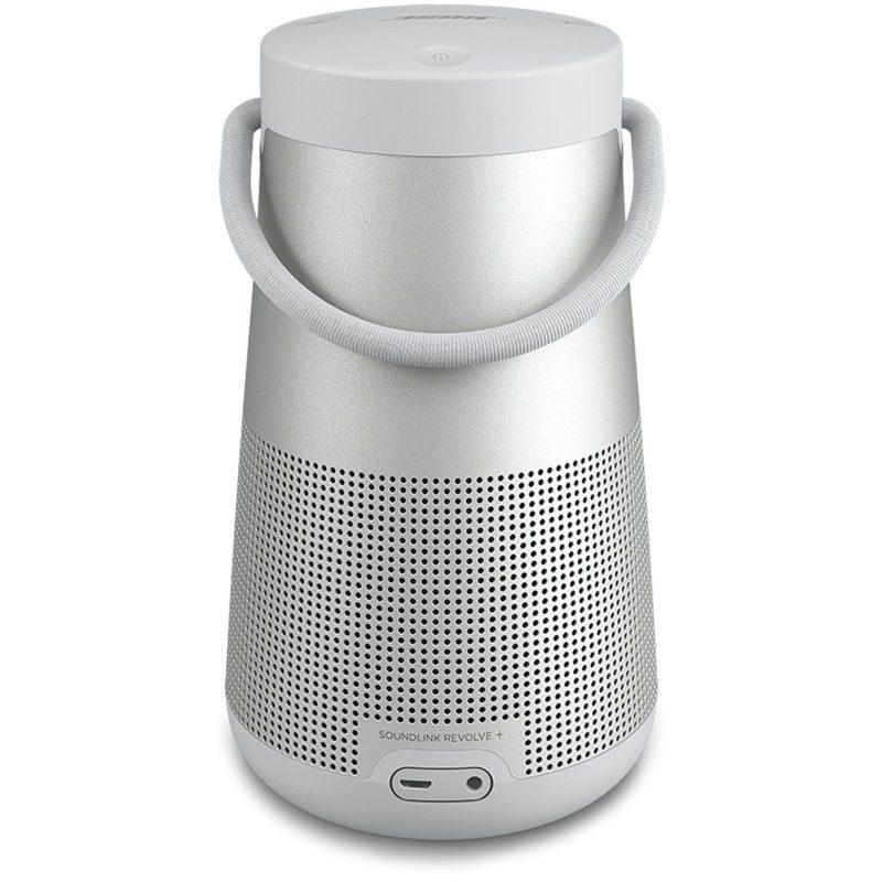 Bose SoundLink Revolve+ altavoz bluetooth resistente al agua blanco