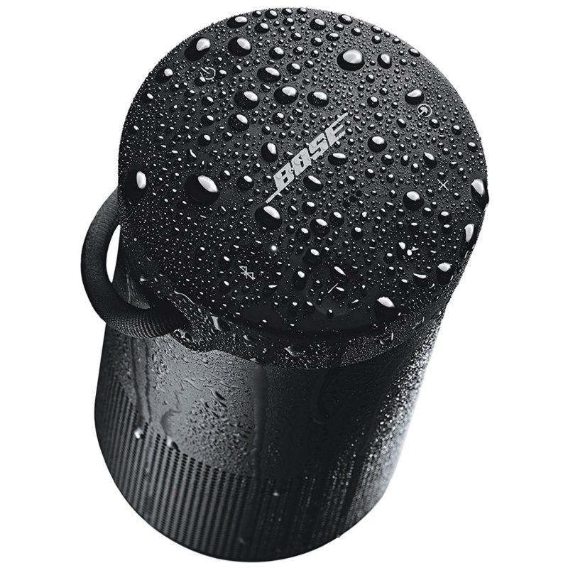 Bose SoundLink Revolve+ altavoz bluetooth resistente al agua negro