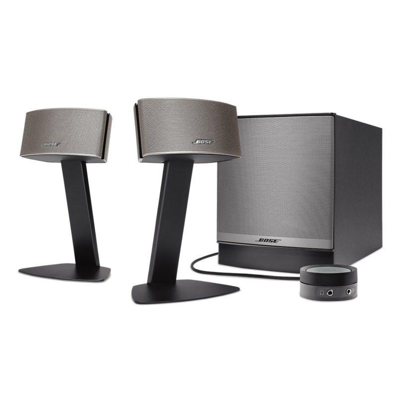 Bose companion 50 altavoces para PC ordenadores o macs