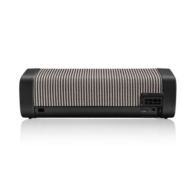 Denon Envaya Mini DSB-150BT Altavoz Bluetooth portátil Gris parte trasera