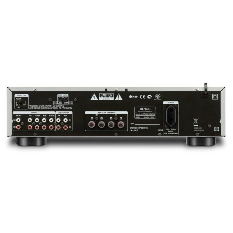 Denon PMA-520 AE Amplificador de sonido