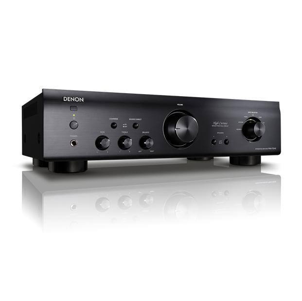 Denon PMA-720AE Amplificador de auriculares de gran potencia negro