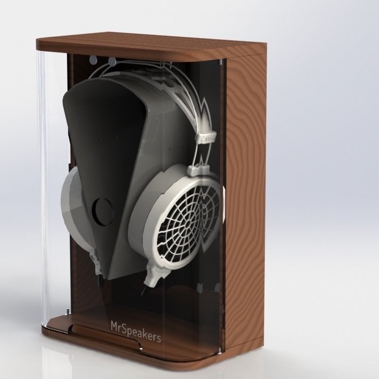 MrSpakers VOCE Auriculares Electroestáticos HighEnd