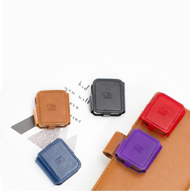 Leather case Shanling M0
