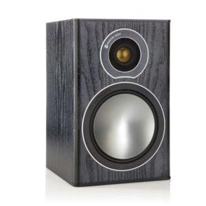 Monitor Audio Bronze 1 Negro Altavoces HiFi