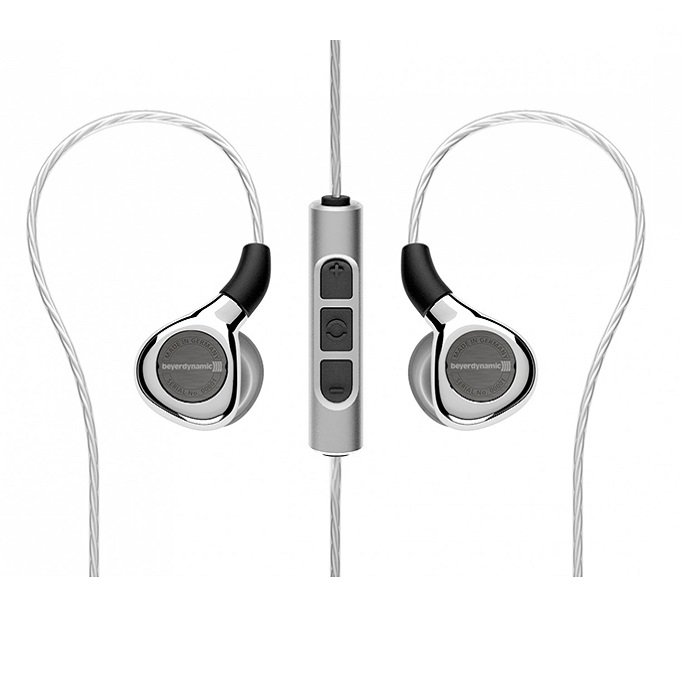 Beyerdynamic Xelento remote auriculares in-ear HiFi
