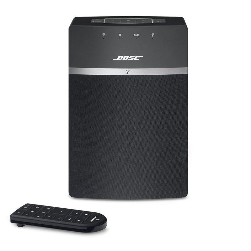 Bose SoundTouch 10 negro altavoz bluetooth inalámbrico funciona con Alexa