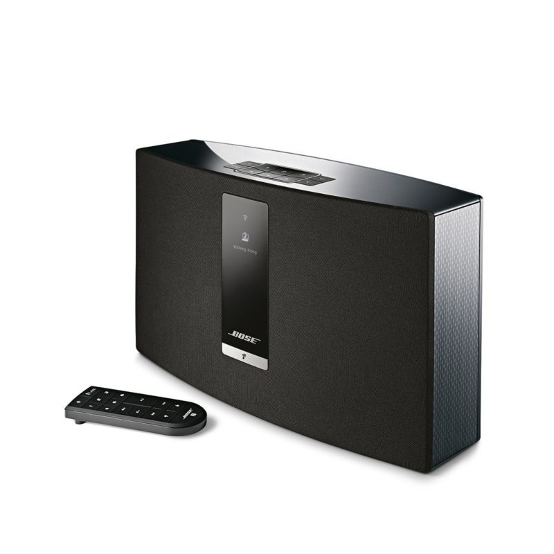 Bose SoundTouch 20 negro altavoz bluetooth inalámbrico con wifi y bluetooth